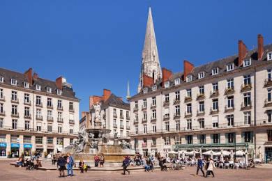 Nantes, l'attractivité de l'Arc atlantique